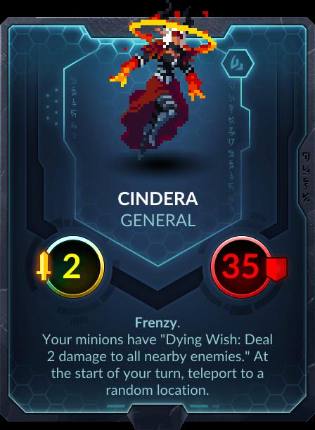 Cindera