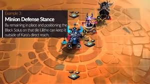 Minion Defense Stance