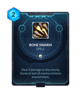 Bone Swarm