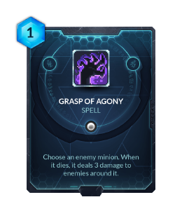 Grasp of Agony
