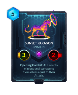 Sunset Paragon